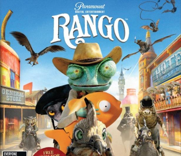 Movie Rango 2011